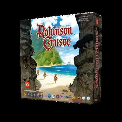 Robinson Crusoe: Przygoda na przeklętej wyspie (Gra planszowa)
