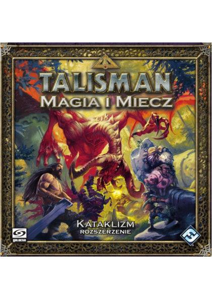 Talisman: Magia i Miecz - Kataklizm (Gra planszowa)