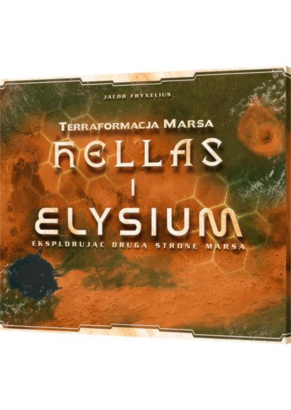 Terraformacja Marsa: Hellas i Elysium (Gra planszowa)