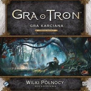 Gra o Tron gra karciania LCG Wilki Północy (Gra karciana)