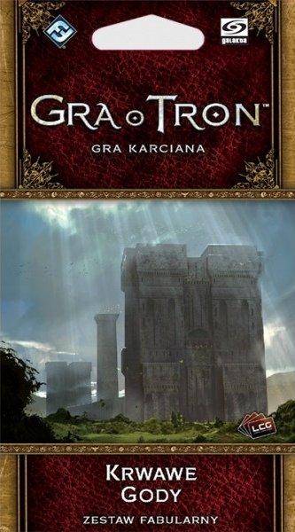 Gra o Tron: Gra Karciana Krwawe Gody (Gra karciana)