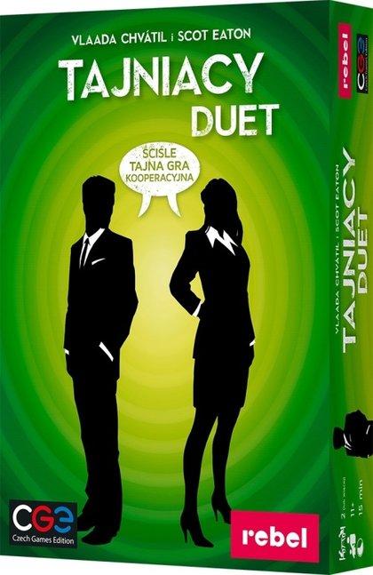 Tajniacy: Duet (Gra Planszowa)