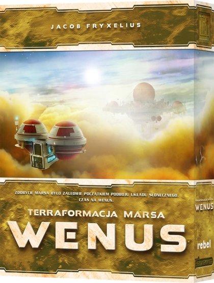 Terraformacja Marsa: Wenus (Gra planszowa)