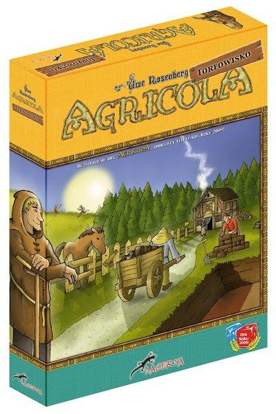 Agricola: Torfowisko (Gra Planszowa)