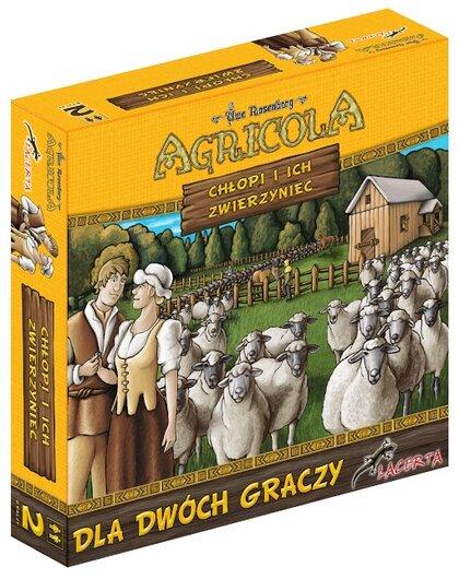 Agricola: Chłopi i ich zwierzyniec (Gra Planszowa)