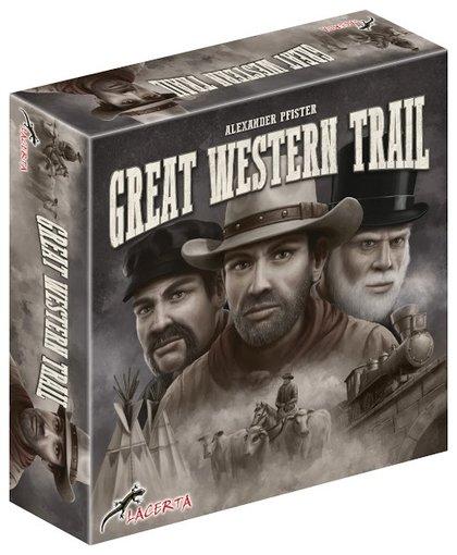 Great Western Trail (edycja polska) (Gra Planszowa)