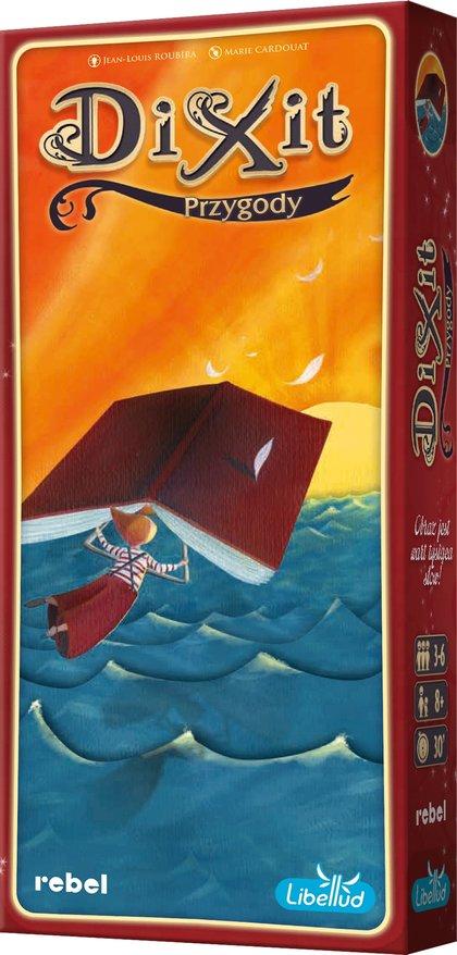 Dixit 2: Przygody (Gra Planszowa)