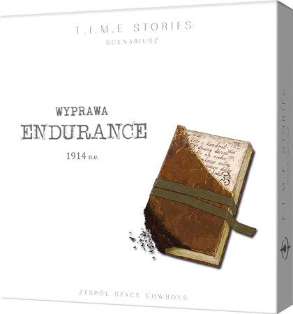 T.I.M.E Stories: Wyprawa Endurance (Gra Karciana)
