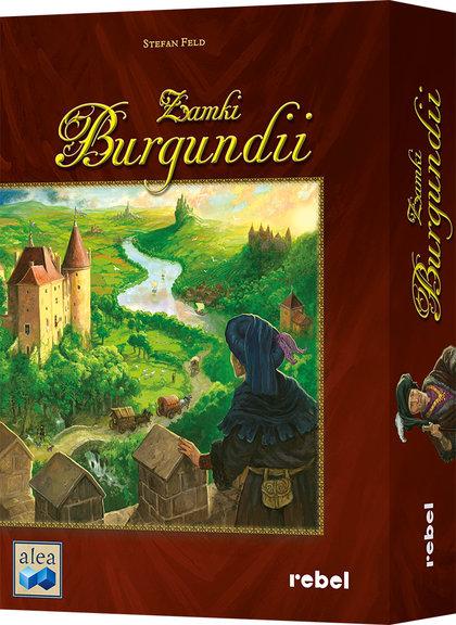Zamki Burgundii (Gra Planszowa)