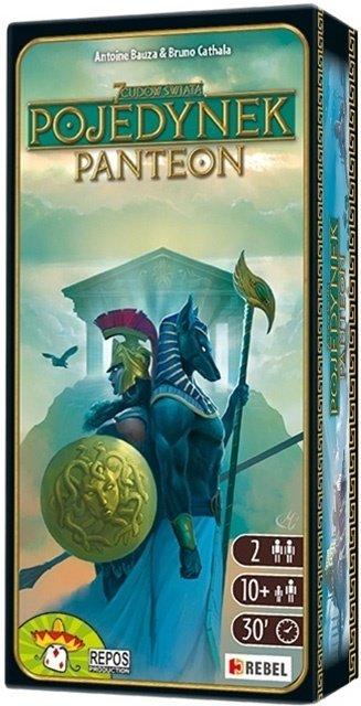 7 Cudów Świata: Pojedynek - Panteon (Gra Planszowa)