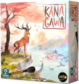 Kanagawa (edycja polska) (Gra Karciana)