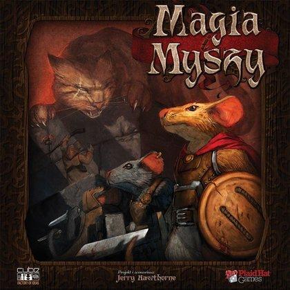 Magia i Myszy (Gra Planszowa)