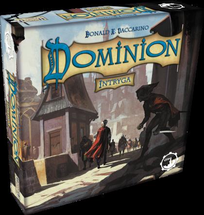 Dominion: Intryga (edycja polska) (Gra Karciana)