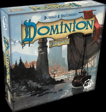 Dominion: Przystań (Gra Karciana)