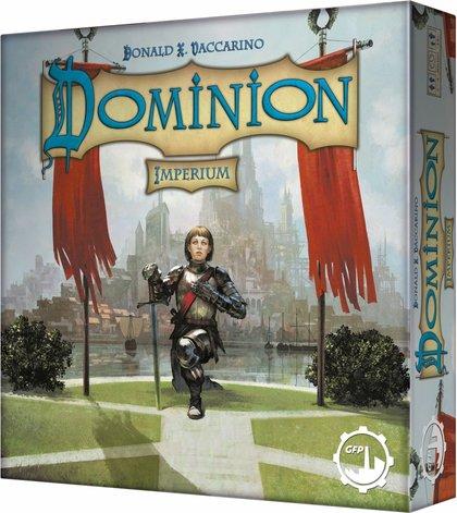Dominion: Imperium (edycja wspieram.to) (Gra Karciana)