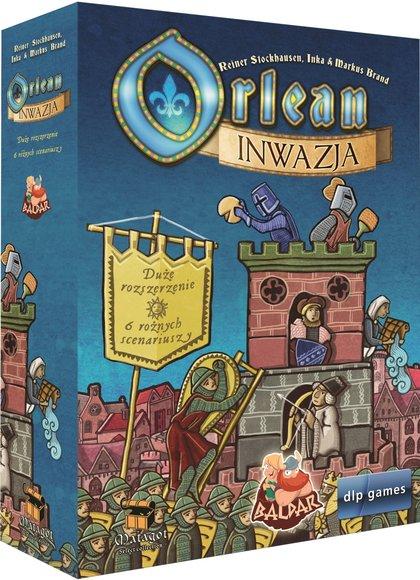 Orlean (edycja polska) - Inwazja (Gra Planszowa)