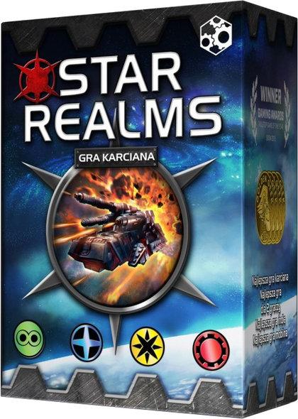 Star Realms (edycja polska) (Gra Karciana)