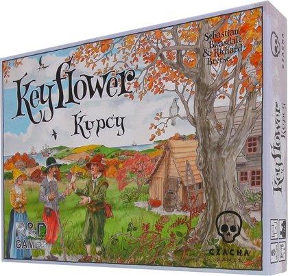 Keyflower: Kupcy (Gra Planszowa)