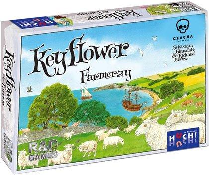 Keyflower: Farmerzy (Gra Planszowa)