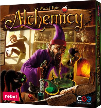 Alchemicy (Gra Planszowa)