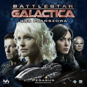 Battlestar Galactica - Pegasus (Gra planszowa)
