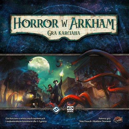 Galakta Horror w Arkham LCG - Zestaw Podstawowy (Gra Karciana)