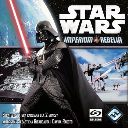 Star Wars: Imperium vs Rebelia (GRA PLANSZOWA)