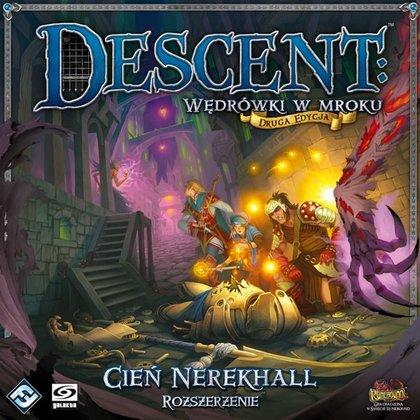 Descent: Cień Nerekhall (Gra Planszowa)