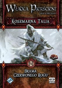 Władca Pierścieni LCG Brama Czerwonego Rogu Koszmarna Talia (Gra karciana)