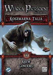 Władca Pierścieni LCG Krew Gondoru Koszmarna Talia (Gra karciana)
