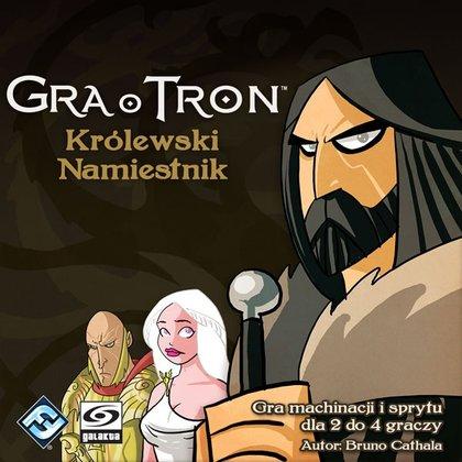 Gra o Tron: Królewski Namiestnik (Gra karciana)