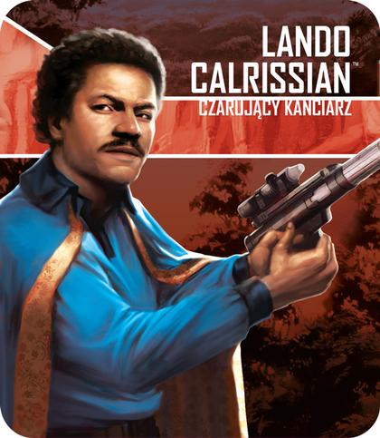 Star Wars: Imperium Atakuje - Lando Calrissian, Czarujący Kanciarz (Gra planszowa)