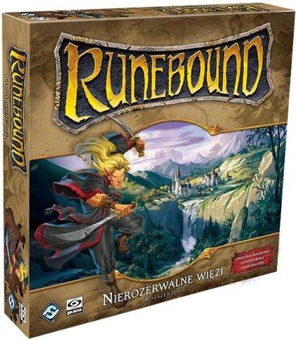 Runebound (trzecia edycja): Nierozerwalne więzi (Gra planszowa)