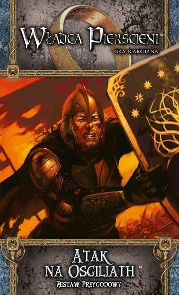 Władca Pierścieni LCG: Atak Na Osgiliath (Gra karciana)