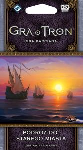 Gra o Tron: Gra karciana (2ed) - Podróż do Starego Miasta (Gra karciana)
