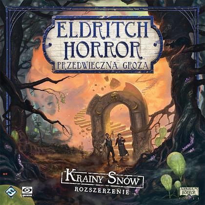 Eldritch Horror: Krainy Snów (Gra planszowa)