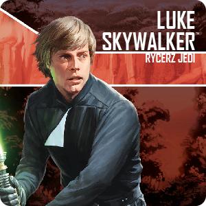 Star Wars: Imperium Atakuje - Luke Skywalker, Rycerz Jedi (Gra planszowa)