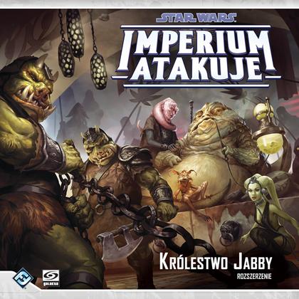 Star Wars: Imperium Atakuje - Królestwo Jabby (Gra planszowa)