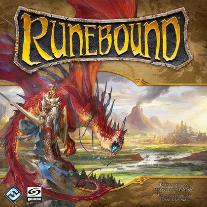 RUNEBOUND (3 Edycja) (Gra Planszowa)