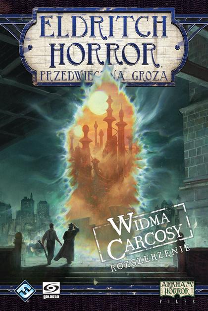 Eldritch Horror: Widma Carcosy (Gra planszowa)