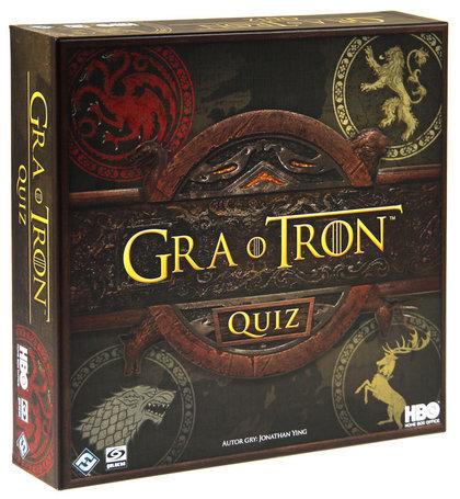 Gra o Tron: Quiz (Gra planszowa)