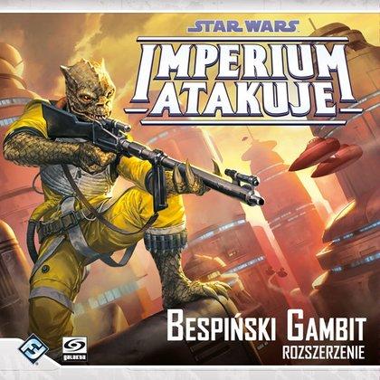 Star Wars: Imperium Atakuje - Bespiński gambit (Gra planszowa)