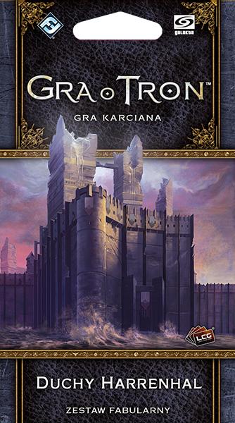 Gra o Tron: Gra karciana (2ed) - Duchy Harrenhal (Gra karciana)