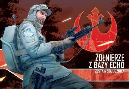 Star Wars: Imperium Atakuje - Żołnierze z Bazy Echo (Gra planszowa)