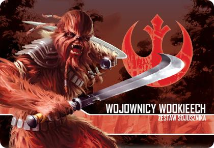 Star Wars: Imperium Atakuje - Wojownicy Wookieech (Gra planszowa)