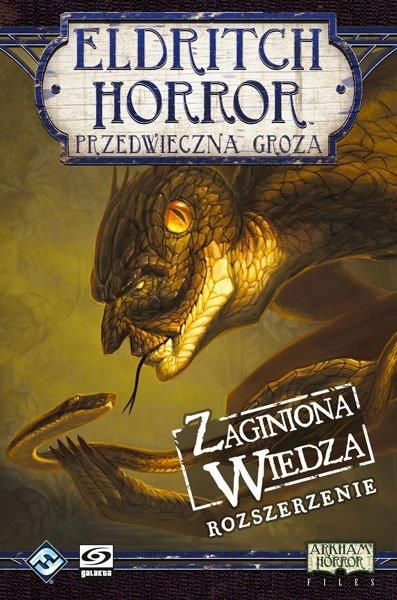 Eldritch Horror: Zaginiona Wiedza (Gra planszowa)
