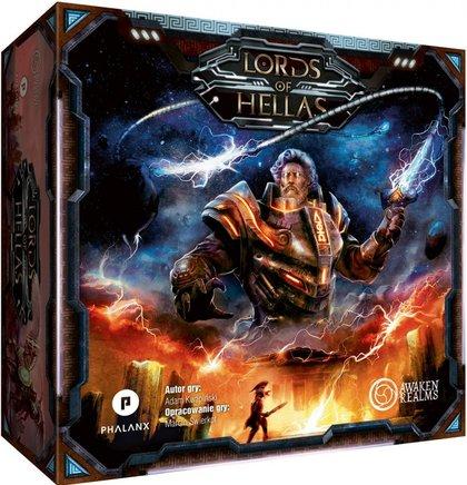 Lords of Hellas (Gra Planszowa)