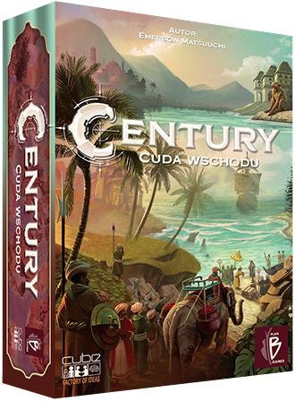 Century: Cuda wschodu (Gra Planszowa)