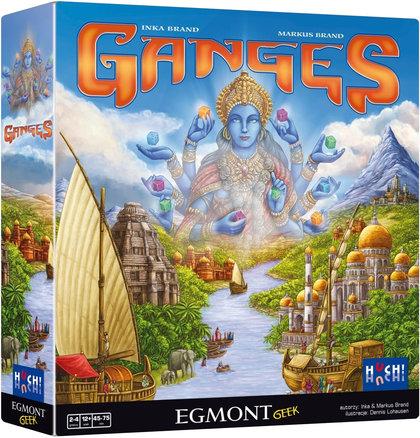 Ganges (Gra Planszowa)