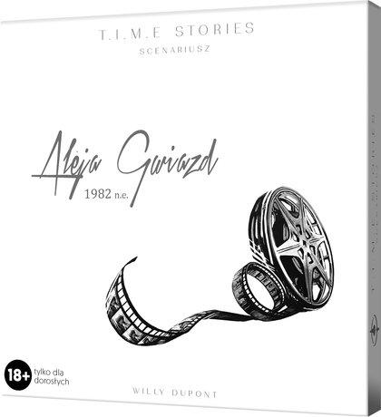 T.I.M.E Stories: Aleja Gwiazd (Gra Planszowa)